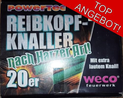 Weco Harzer Reiber