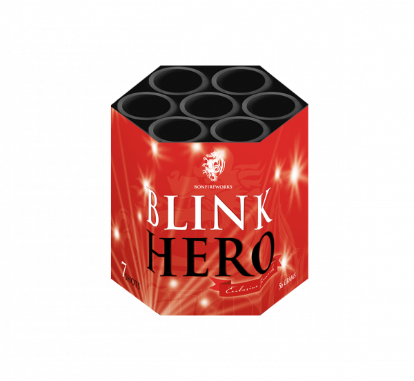 Bonfireworks Blink Hero 7-Schuss