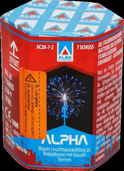 Funke Alpha 7-Schuss