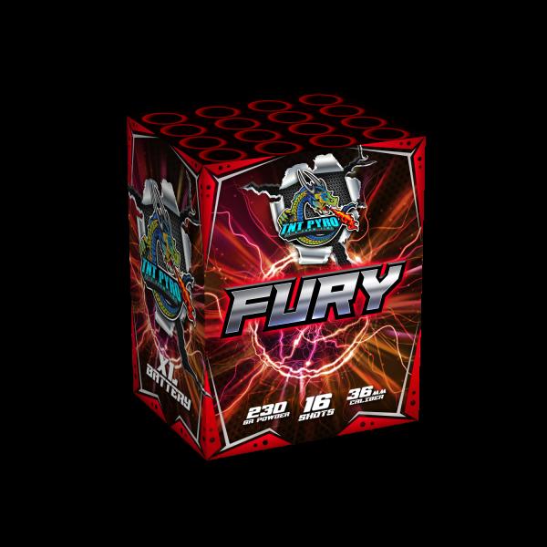 TNT Pyro Fury 16-Schuss