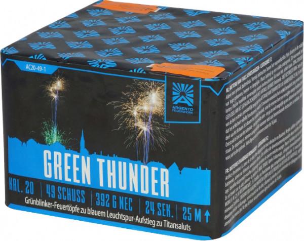 Argento Green Thunder