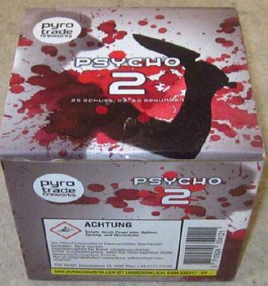 Pyrotrade Psycho 2