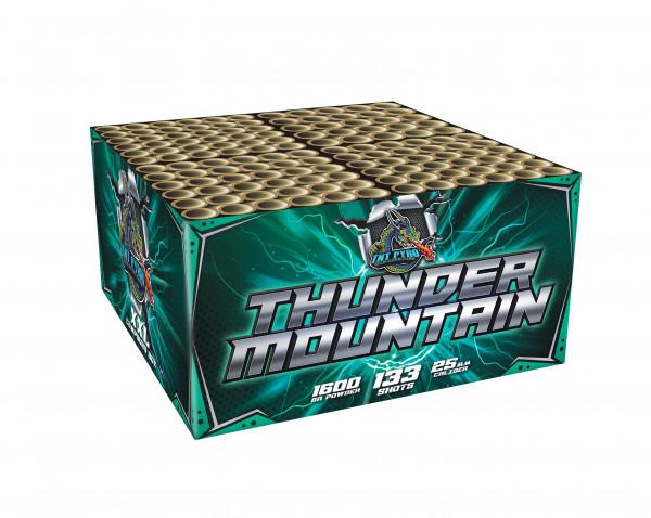 TNT Pyro Thunder Mountain 133-Schuss
