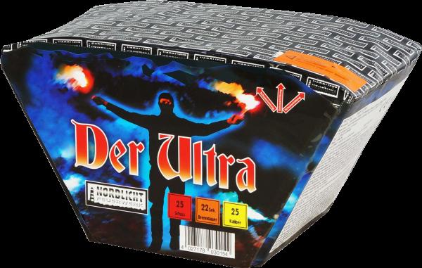 Nordlicht Der Ultra 25-Schuss