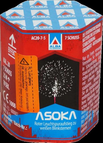 Funke Asoka 7-Schuss