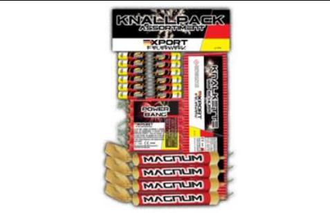 Export Feuerwerk Böller-Mix-Beutel