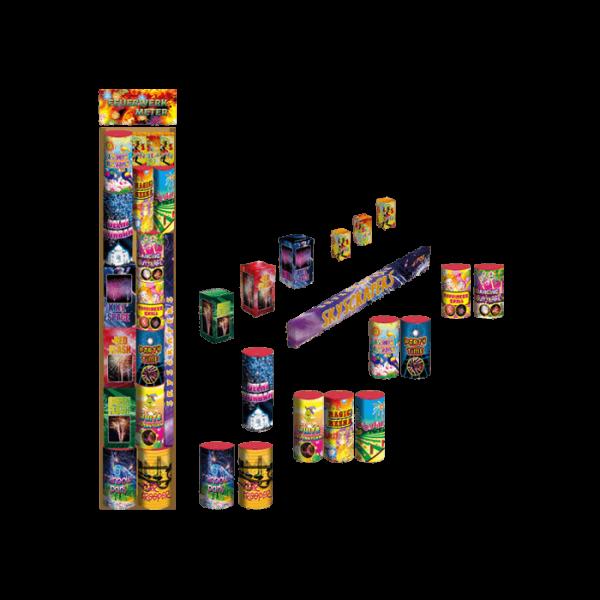 Rubro Feuerwerk Meter