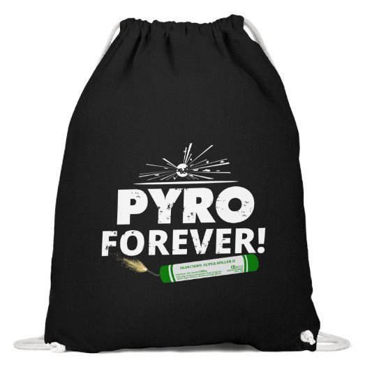 """Beutel """"Pyro forever"""""""