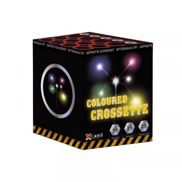 Xplode Coloured Crossette