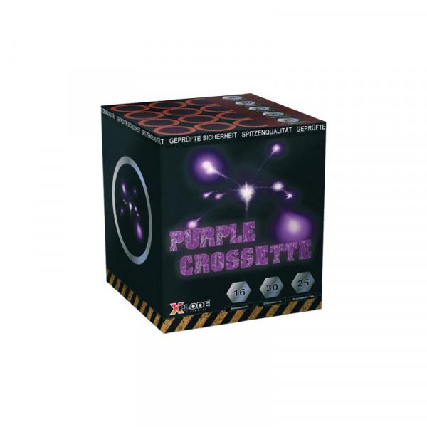 Xplode Purple Crossette