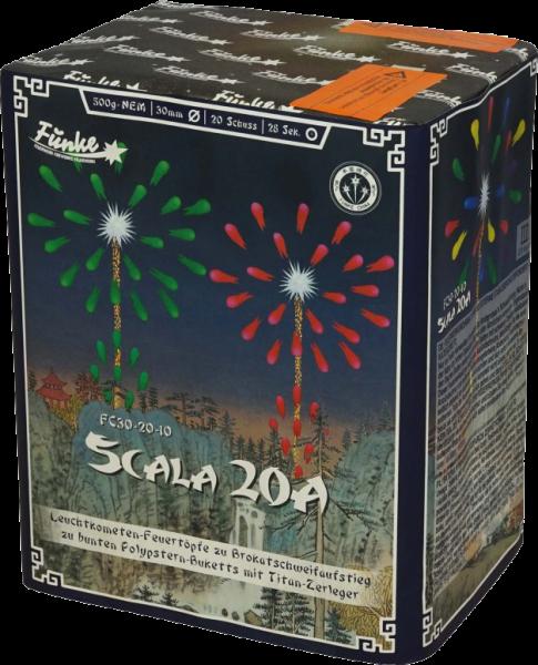 Funke Scala 20A 20-Schuss