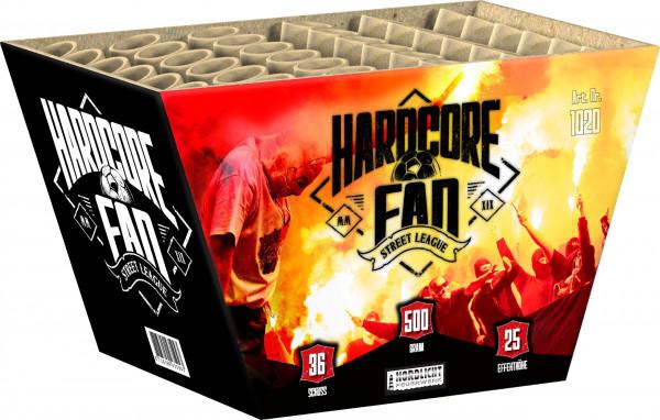 Nordlicht Der Hardcore Fan 36-Schuss