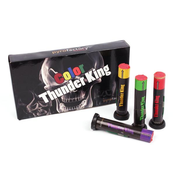 Pyrofactory Color Thunder King