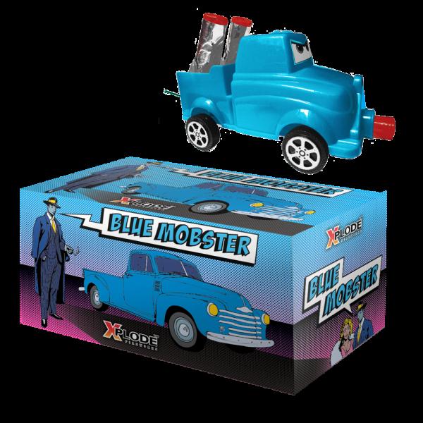 Xplode Blue Mobster