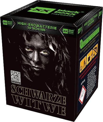 Blackboxx Schwarze Witwe 10-Schuss