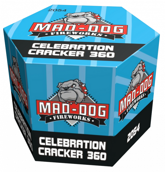 Cafferata Celebration Cracker 360 Mad Dog
