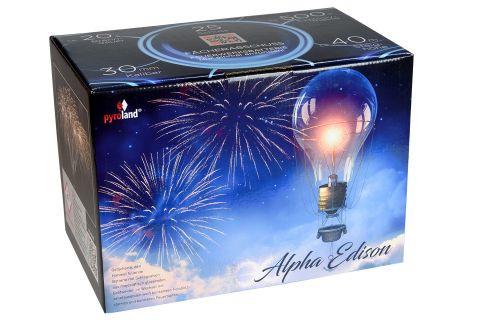 Pyroland Alpha Edison