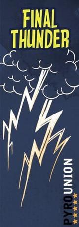 Pyrounion Feuertopf Final Thunder
