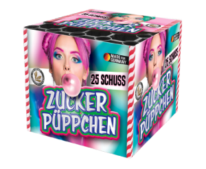 Lesli Zuckerpüppchen