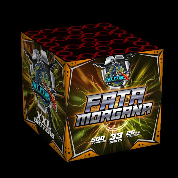 TNT Pyro Fata Morgana 33-Schuss