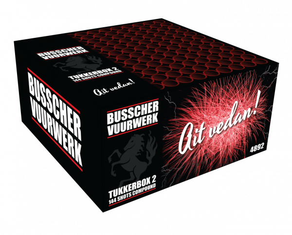 Vuurwerk Orthen Tukkerbox 2