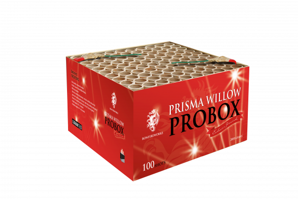 Bonfireworks Prisma Willow 100-Schuss