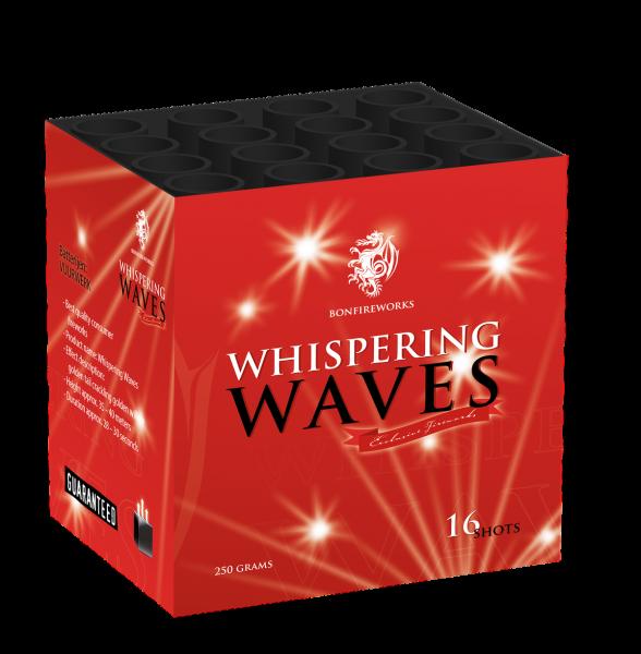 Bonfireworks Whispering Waves 16-Schuss