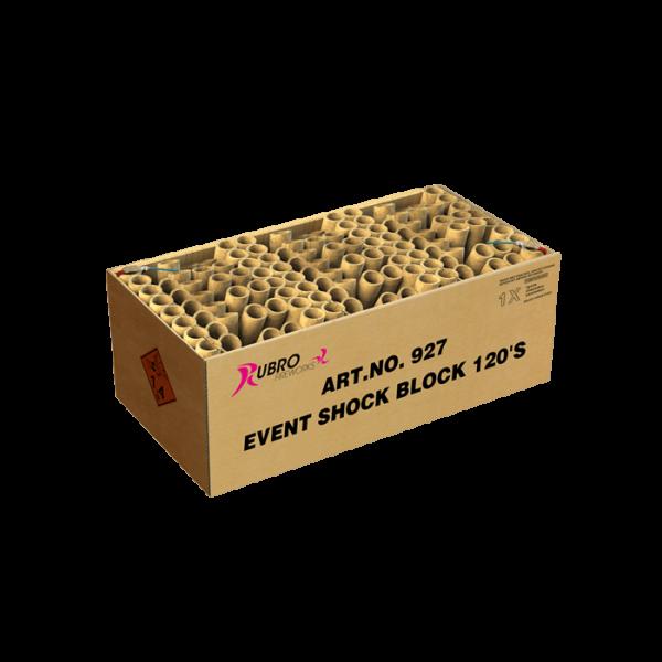 Rubro Event Shock Block
