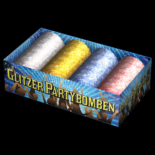 Xplode Glitzer Party Bomben