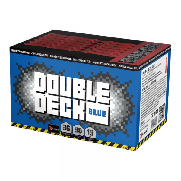 Xplode Double Deck Blue