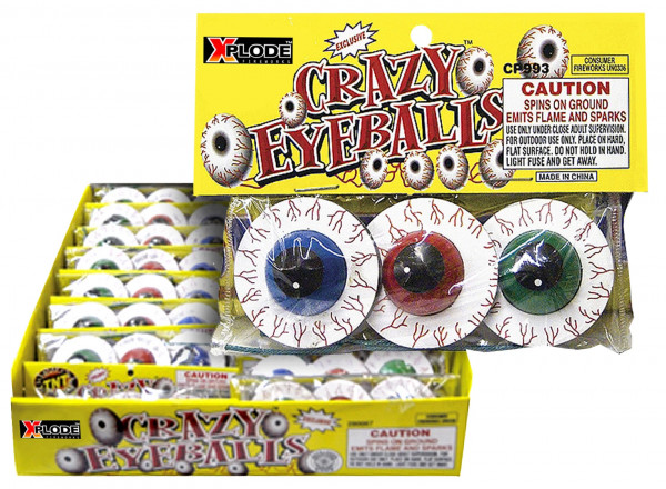 Xplode Crazy Eyeballs