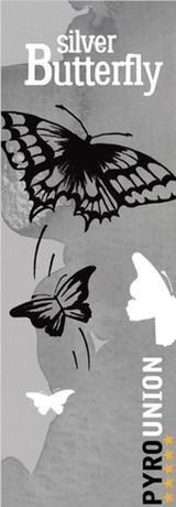 Pyrounion Feuertopf Silver Butterfly