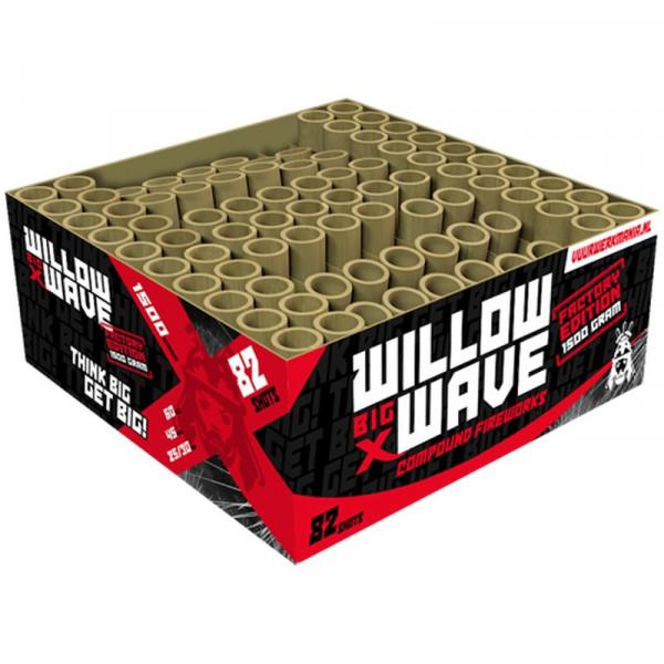 Geisha 'BIG X' Willow Wave Factory Edition