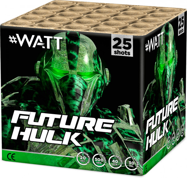 #WATT Future Hulk 25-Schuss