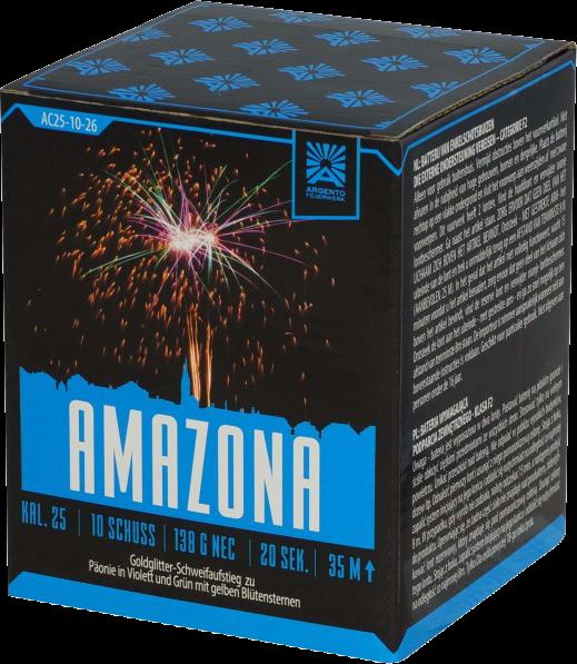 Argento Amazona 10-Schuss
