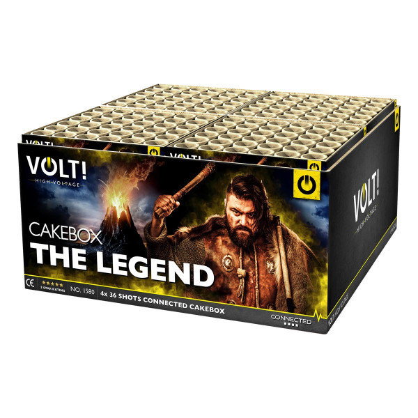 VOLT! The Legend