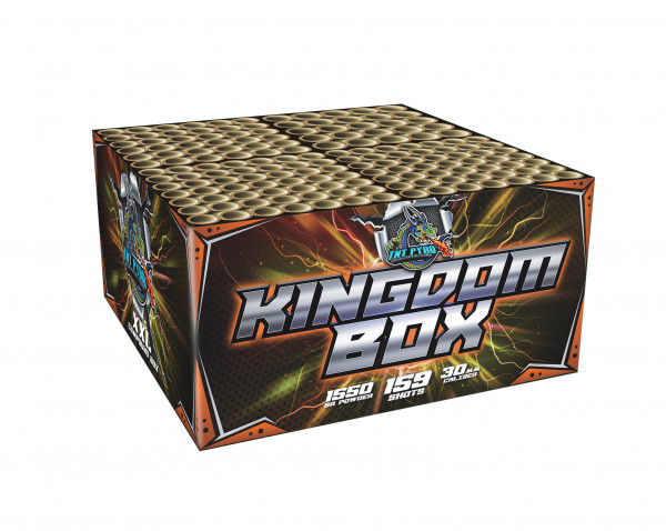 TNT Pyro Kingdom Box 159-Schuss