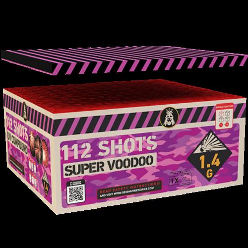 Geisha Super Voodoo 112-Schuss