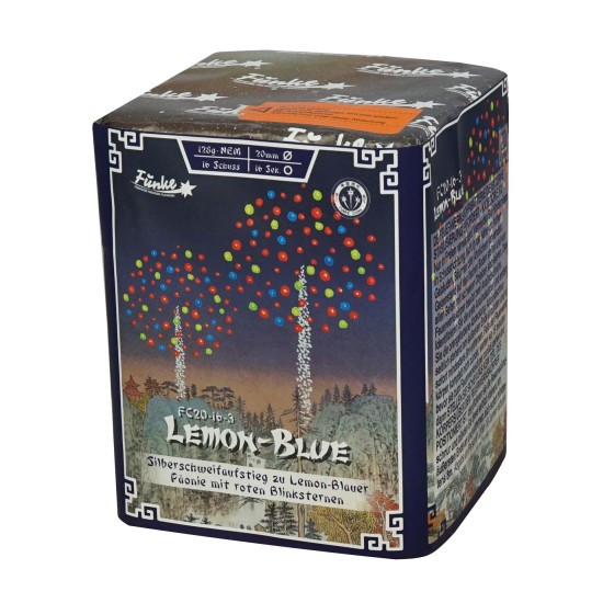 Funke Lemon-Blue B-Charge