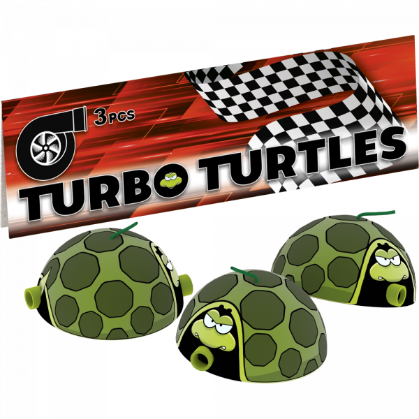Lesli Turbo Turtles