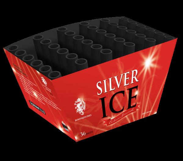 Bonfireworks Silver Ice 36-Schuss