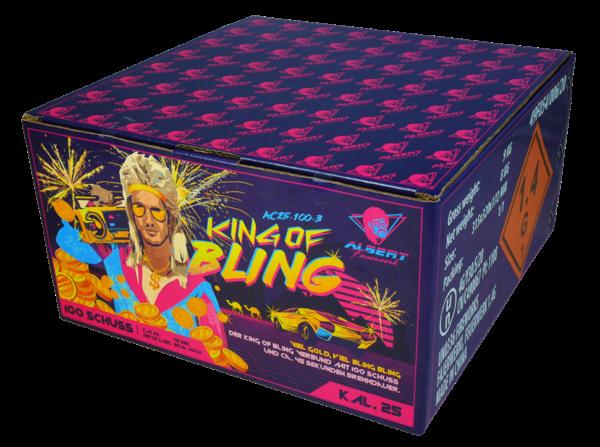 Albert King of Bling