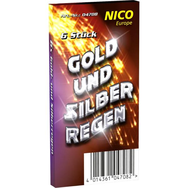 Nico Gold & Silberregen