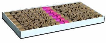 Geisha Black Cobrax 15