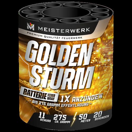 Geisha Golden Sturm 11-Schuss