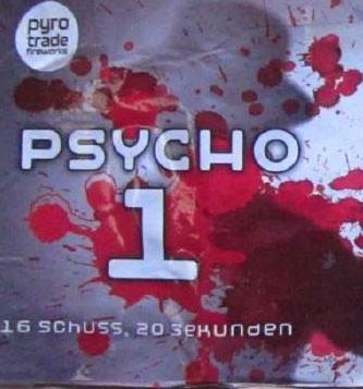 Pyrotrade Psycho 1