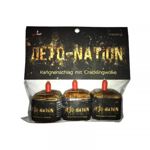 Pyroland Deto Nation 3er Beutel