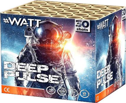 #WATT Deep Pulse 30-Schuss